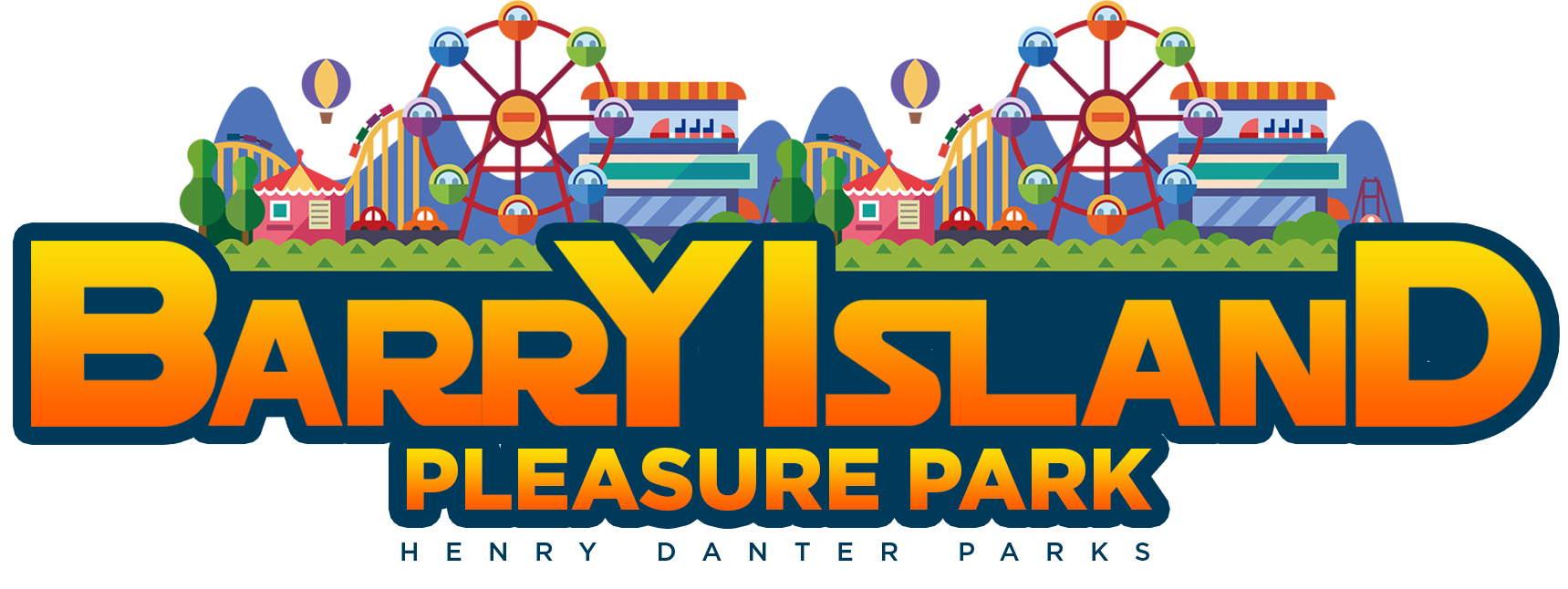 Barry Island Pirate Park - Logo